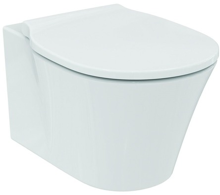 CONNECT AIR WC závesné RIMLESS 54x36 cm